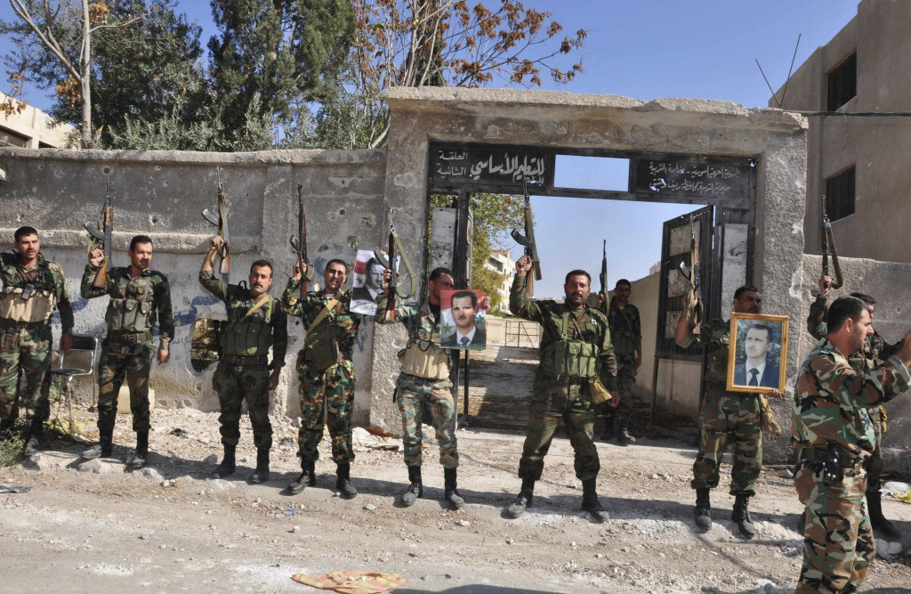 Syrian Army Liberates 50 Neighborhoods In Eastern Aleppo