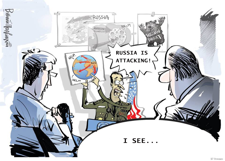 Let's stop Russia's demonization (Opinion)