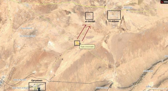 Syrian Army Counterattacks In East Homs, Recaptures Several Sites