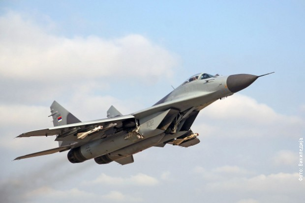 Serbia To Buy Russian MiG Fighters