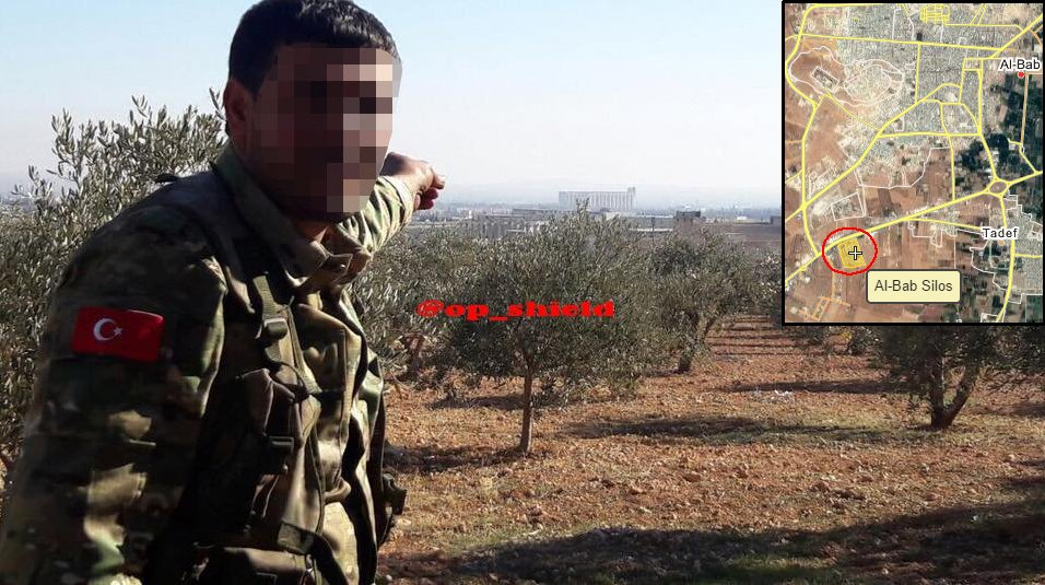Turkish Forces Operation In Al-Bab. Additional Details Revealed