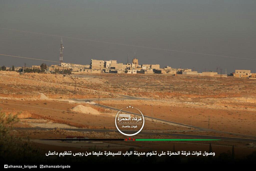 Turkish Forces Operation In Al-Bab. Additional Details Revealed