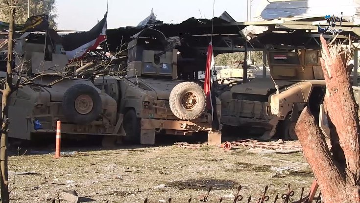 Iraqi Special Forces Suffer Heavy Defeat In Southeastern Mosul - Photo Report