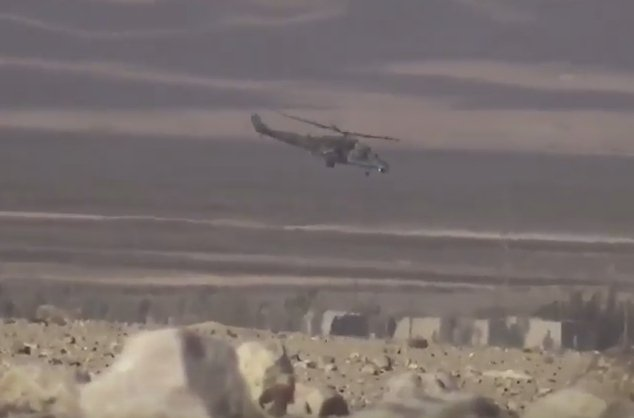 ISIS Flanking Strategic Tyas Airbase West Of Palmyra