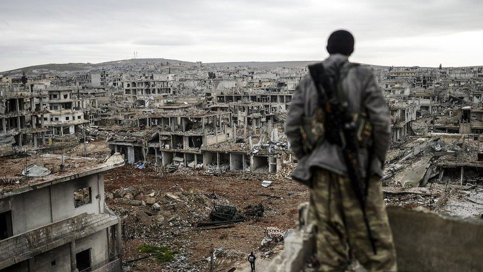 Russia Outlines Road Map For Syrian Peace Settlement