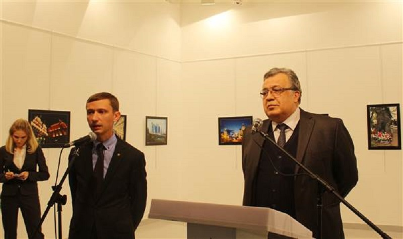 Turkey Charges 28 Suspects In 2016 Murder Of Russian Ambassador: Report
