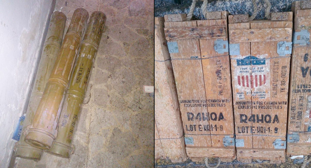 Syria-Gate: NATO Weaponry And Personnel In East Aleppo