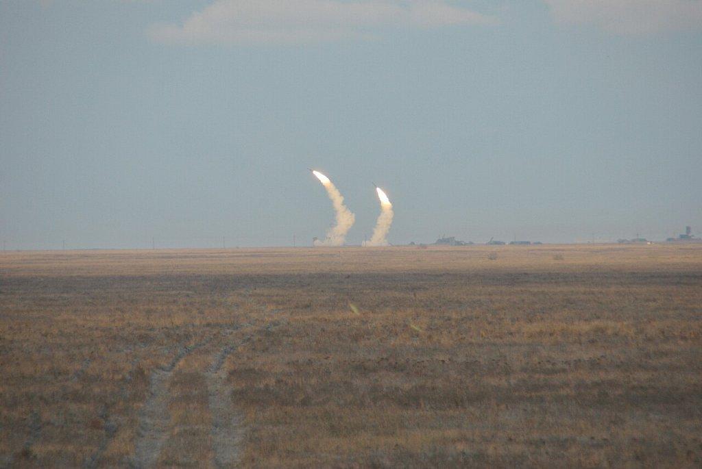 Ukraine Launches Missiles in Close Proximity to Crimea (Video)