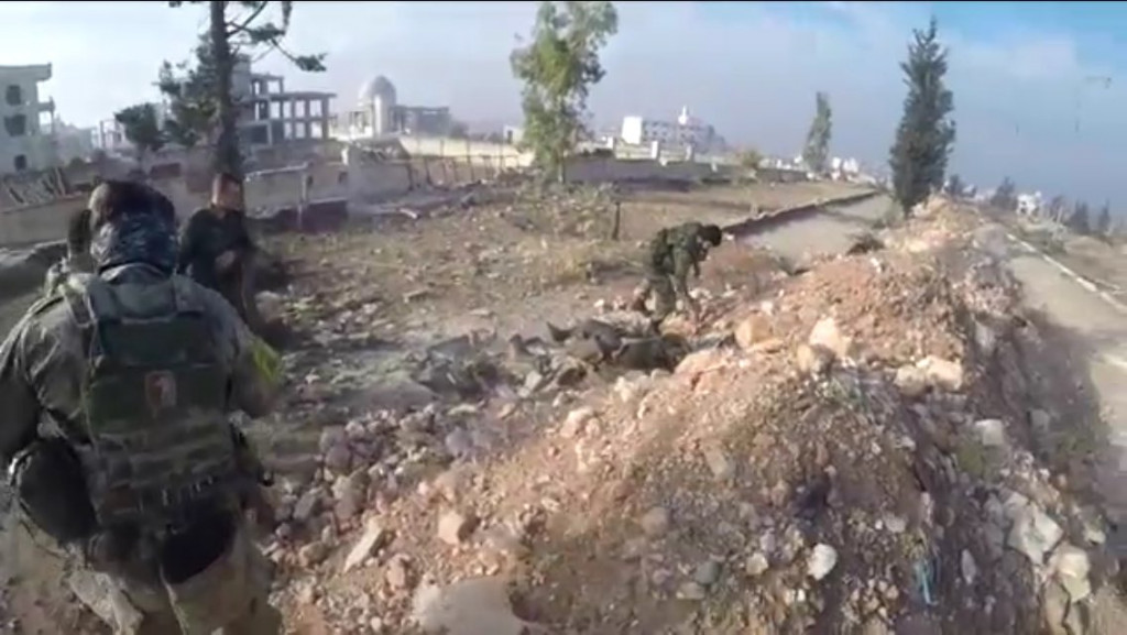 Russian Special Forces Operate Along With Hezbollah Units In Aleppo (Video, Photos)