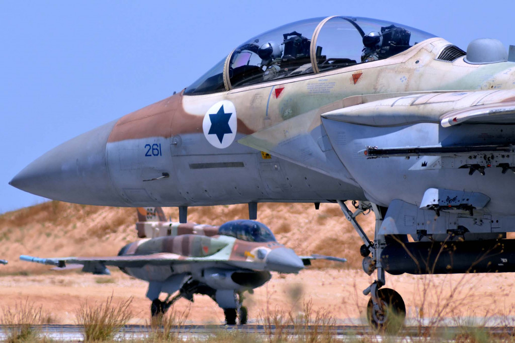 Saudi Arabia Would Allow Israel To Use Its Airspace To Attack Iran - Report