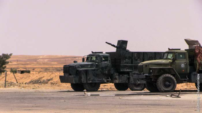 Syrian Army Repels ISIS Attack On Key Tyas Airbase West Of Palmyra