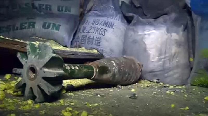 Syrian Govt Provides Evidence of 'Opposition' Using Mustard Gas Against Civilians