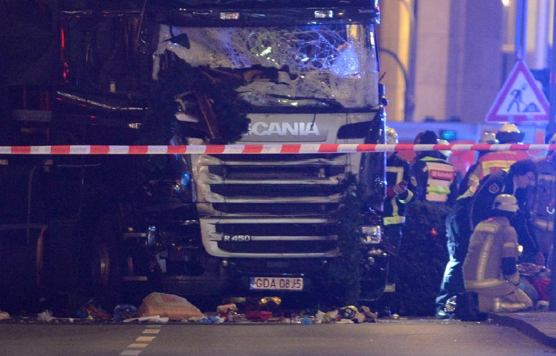 ISIS Attacked Berlin