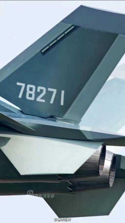 J-20A New Generation Fighter Jets Begin to Enter Chinese Air Force (Photo)