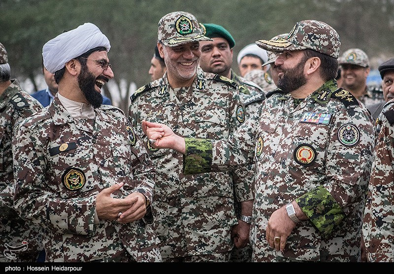 Iranian Army & IRGC Hold Joint Air Defense Drills (Photo & Video)