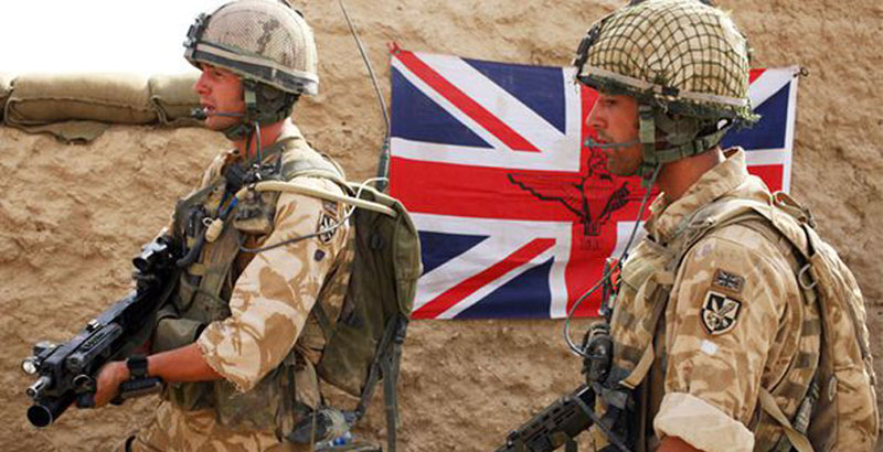 British Generals Restore Combat Capability of Syrian Opposition Retreated from Aleppo