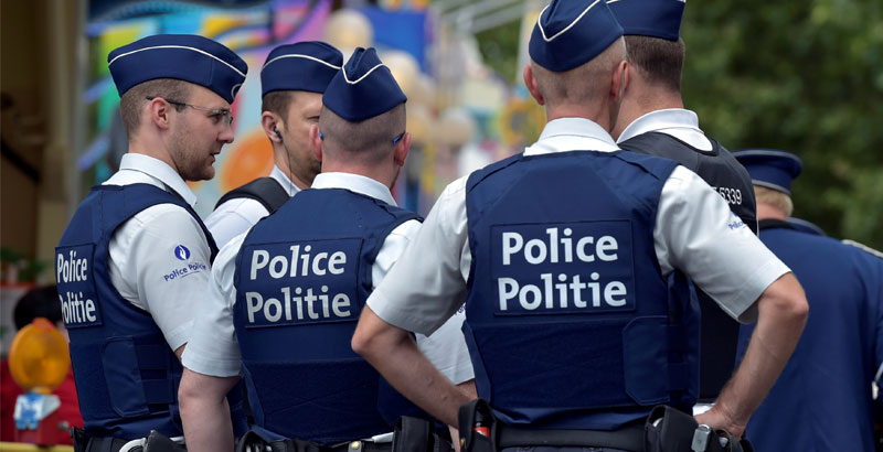 Belgian Police Arrest 14-Years-Old Teenager with Backpack Full of Bombs