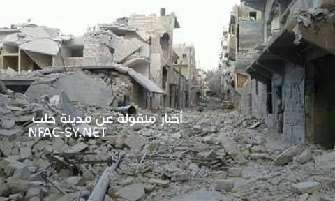 Syrian Army Troops Are In Al-Miysar Neighborhood of Aleppo City Liberated from Jihadists - Photo Report