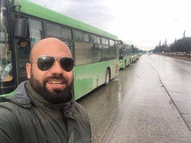 Militants Are Evacuating From Aleppo (Photos, Videos)