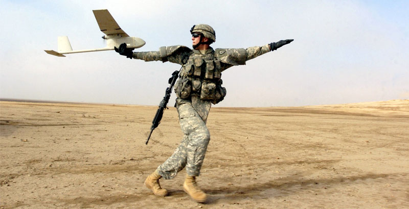 US-supplied Drones Proven Ineffective at Frontlines in Eastern Ukraine