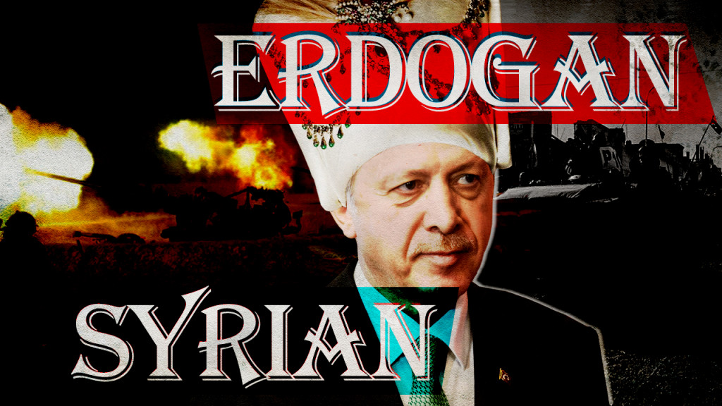 Erdogan Threatens Syria With Military Action If It Does Not Stop Fighting Terrorists In Idlib