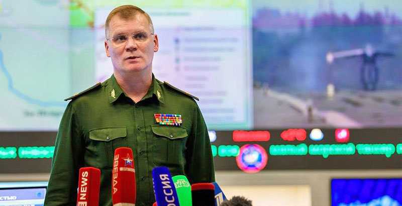 Russia: Without Providing Aid to Aleppo, UK Must Refrain From Sabotaging Help