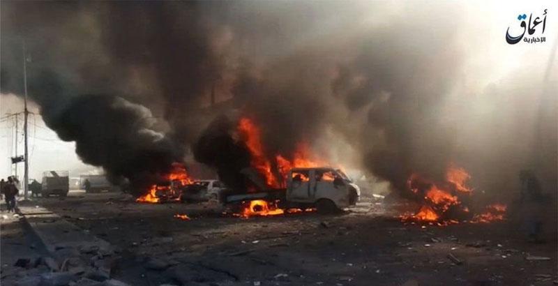 Over 60 Civilians Killed in Airstrike on Iraqi City of al-Qaim
