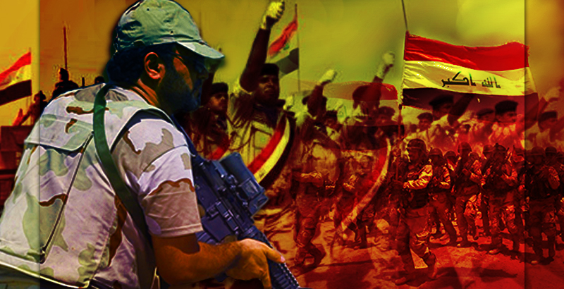 Iraqi Army Launches Security Operation On Borders With Syria, Jordan And Saudi Arabia