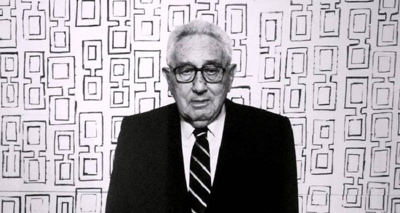 """Henry Kissinger: """"Trump Turned The American System Around"""""""
