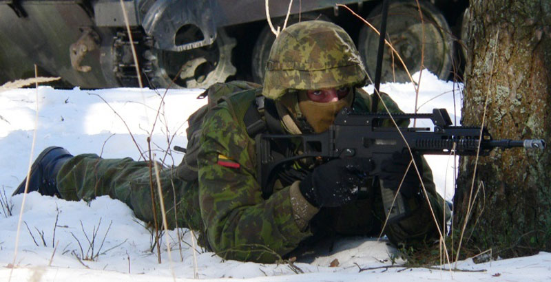 Lithuania Plans to Spend €5.8 Million to Meet NATO's 'Defenders of Russian Aggression'