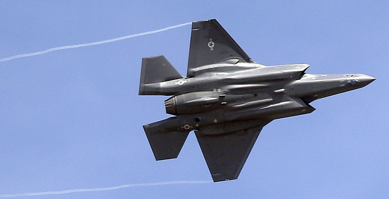 One Trump's Twitter Post Cuts $4bn in Lockheed-Martin's Market Value