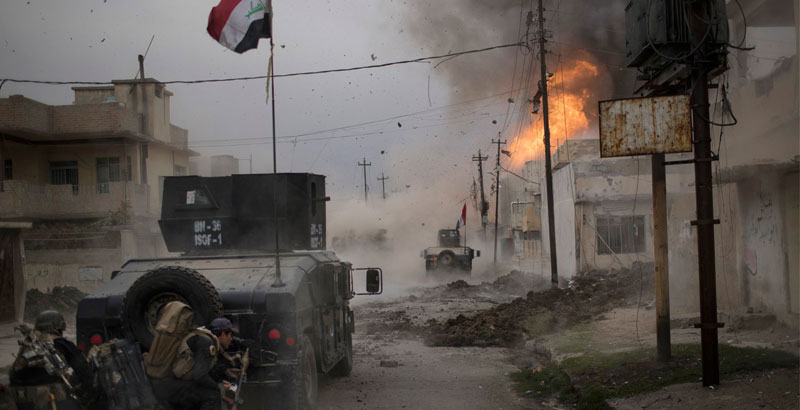 Reuters Accuses Iran of Failed First Stage of Taking of Mosul