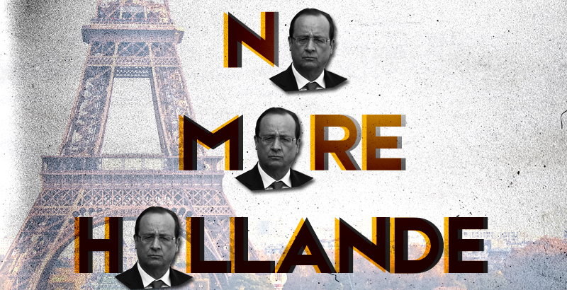 Francois Hollande Gave Up Fighting For A Second Term As The Head Of France