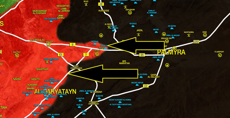 Chronicle of Fight in Palmyra from Serviceman of Syrian Army