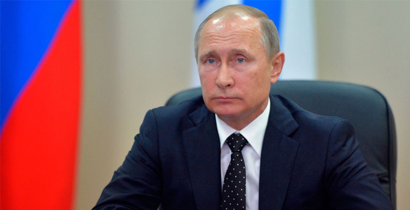 Putin Approves New Concept of Russia's Foreign Policy