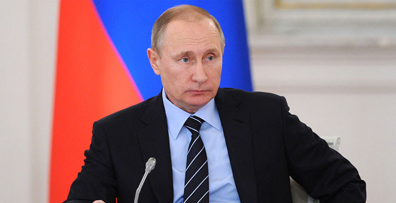 Vladimir Putin Signs New Russian Information Security Doctrine