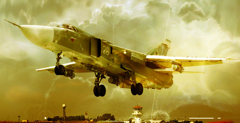 Russian Aerospace Forces Hit ISIS near al-Bab – Turkish Military