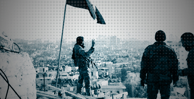 Syrian Army Liberates Over Half of Al-Myassar Jazmati Neighborhood in Syria's Aleppo