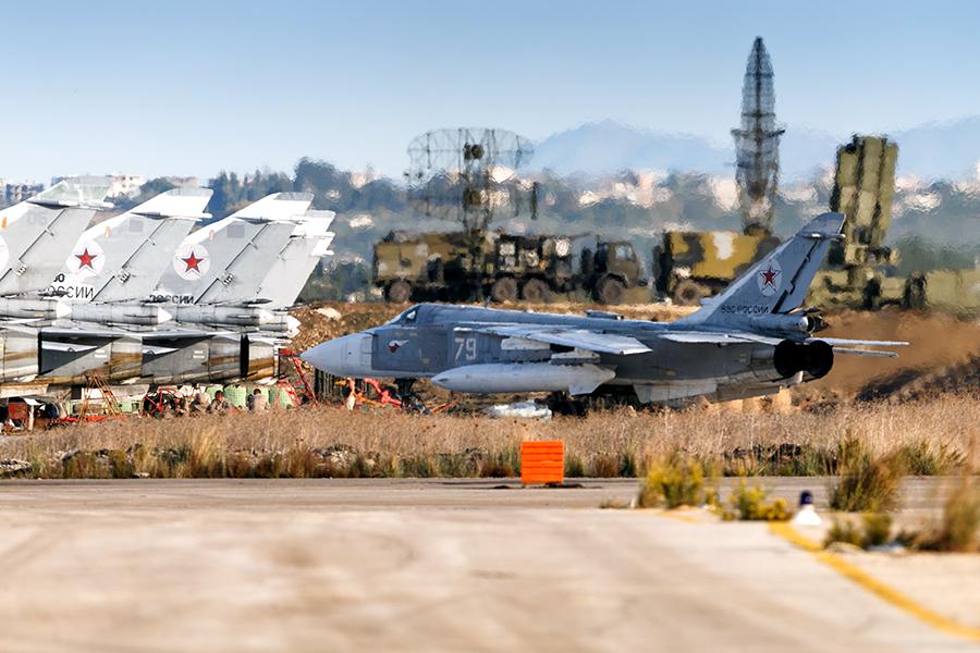 Russian Warplanes Eliminate 35,000 Terrorists In Syria