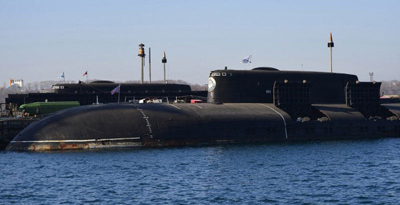 "Russian Submarines ""Scared"" NATO Navy in Mediterranean"