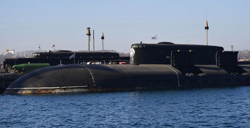 "Russian Submarines ""Scared"" NATO Navy in Mediterranean"