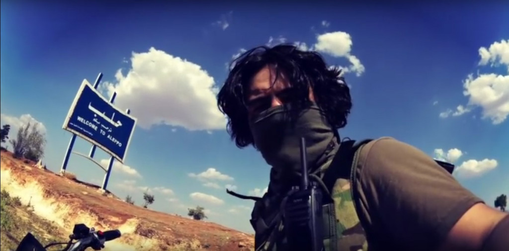 """Self-Proclaimed """"Jihadi Consulting Firm"""" Operates in Syria (Photos, Videos)"""