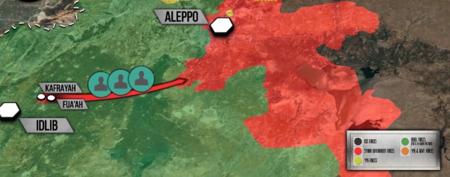 Militants Shell Evacuation Corridor In Eastern Aleppo, Violate Terms Of Agreement