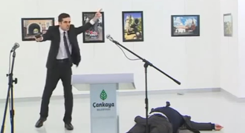 Erdogan Had Nothing To Gain From Murder of Russian Ambassador To Ankara