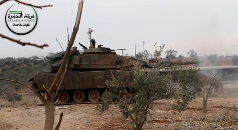 New Data Reveals How Much Military Equipment Turkey Lost In Attempts To Capture al-Bab