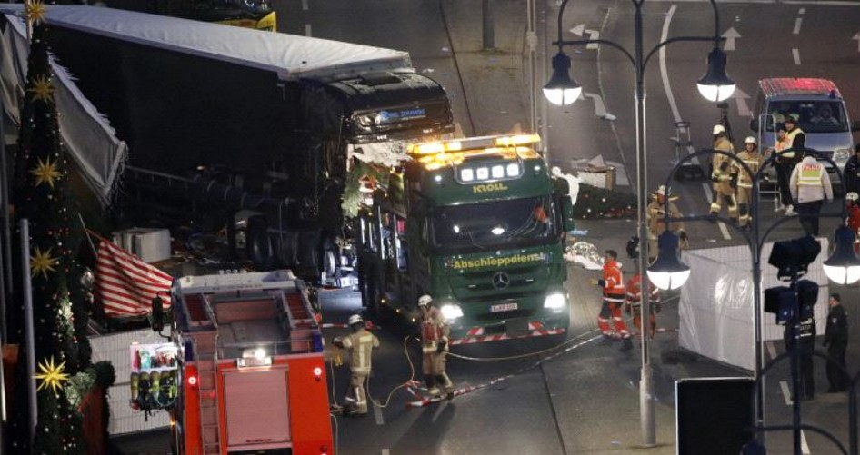 5 Strange Things About The Berlin Terror Attack