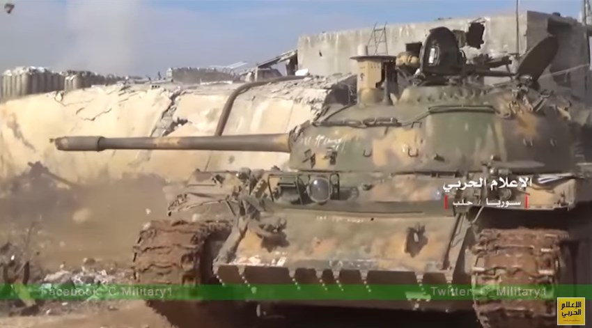 Battle Footage: Govt Forces Capturing Sheikh Lufti District Of Aleppo City