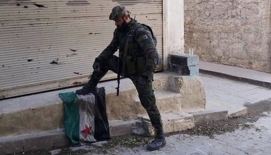 Why Does Syrian Army Stop Active Military Operation In Aleppo?