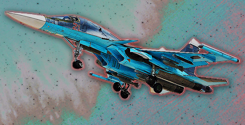 Russian Warplanes Deliver Airstrikes On Militant Targets In Idlib-Aleppo Countryside