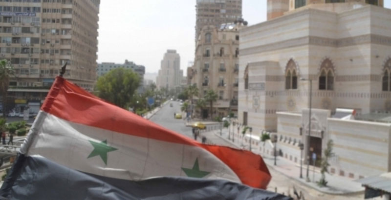 Water Supply in Damascus Turned Off at Main after Rebels Polluted It with Diesel